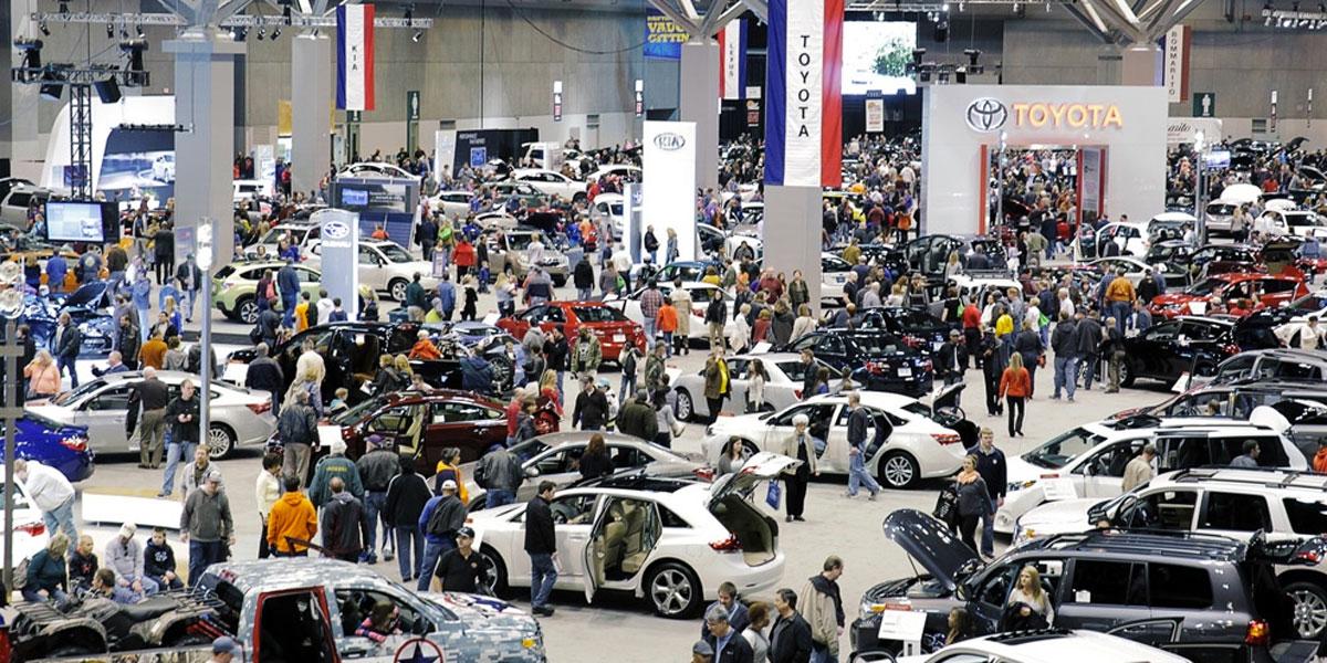 Photo courtesy of the St. Louis Auto Show