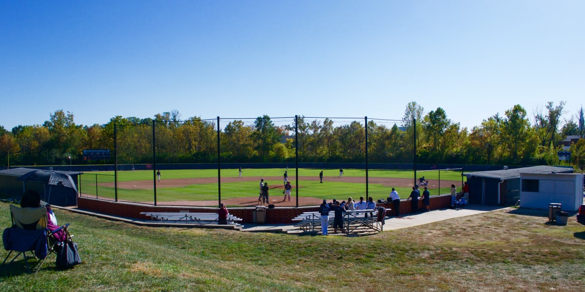 Fall Baseball cover
